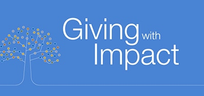 Giving with Impact podcast